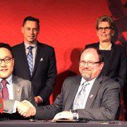 메디포스트, 캐나다 정부 산하 재생의료상용화센터와 MOU 체결